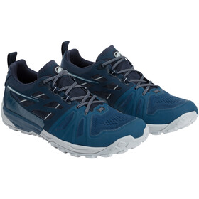 Mammut Saentis Low GTX Zapatillas Hombre, wing teal/dark wing teal